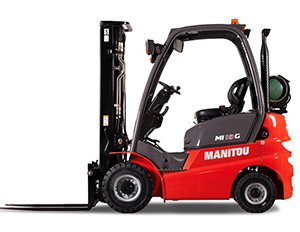 MI18G manitou for hire