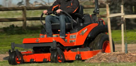 mowers and farming equipment